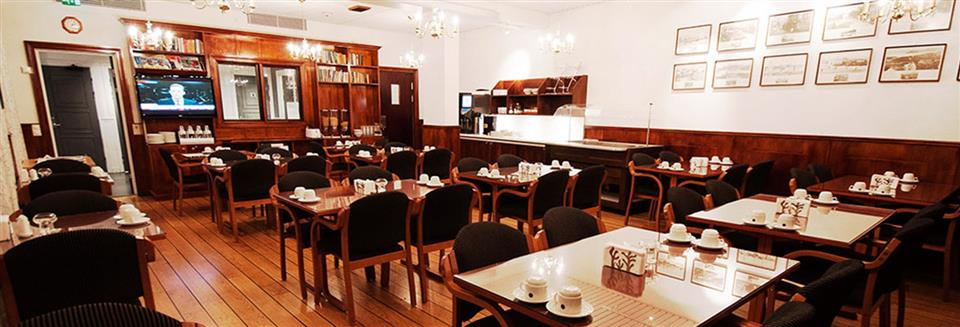 Best Western Havloy Hotell Frukost