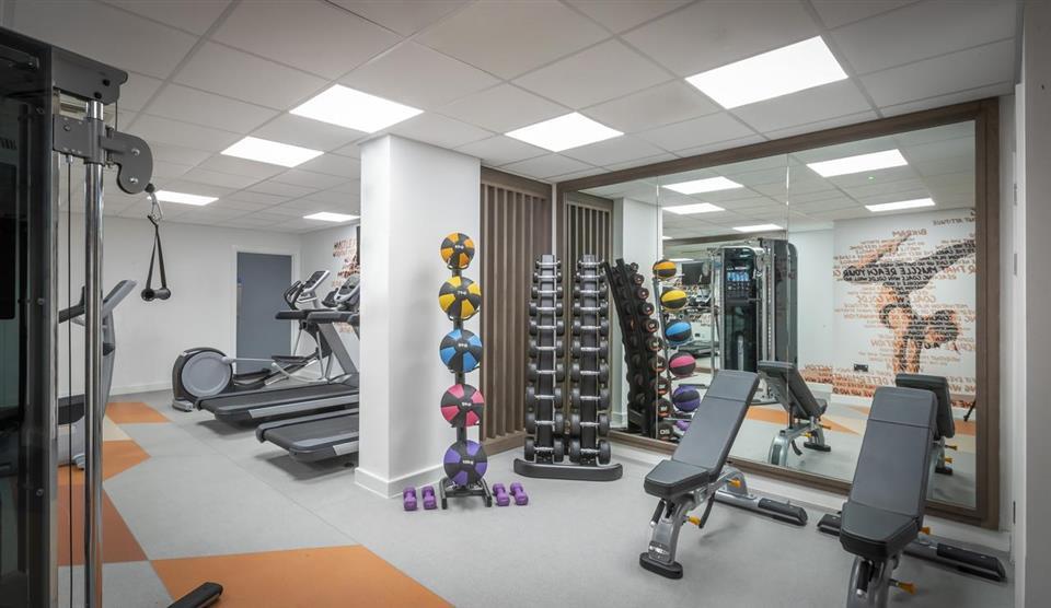 Clayton Hotel Charlemont Gym