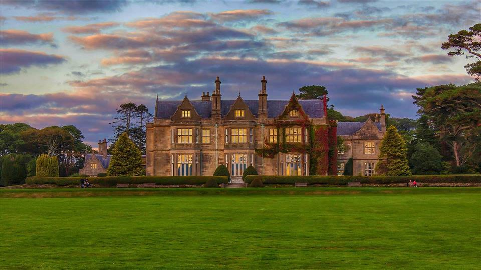 The Killarney Park Hotel Visitor Attraction Muckross House