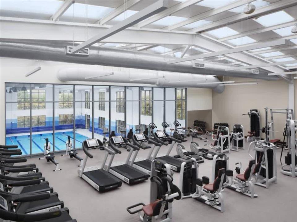 Salthill HOtel Gym