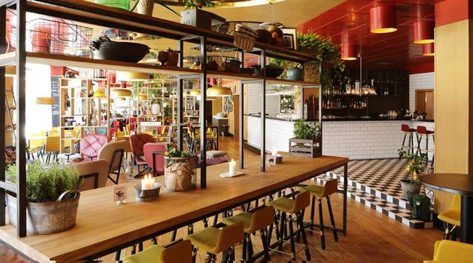 Clarion Hotel Gillet Bar