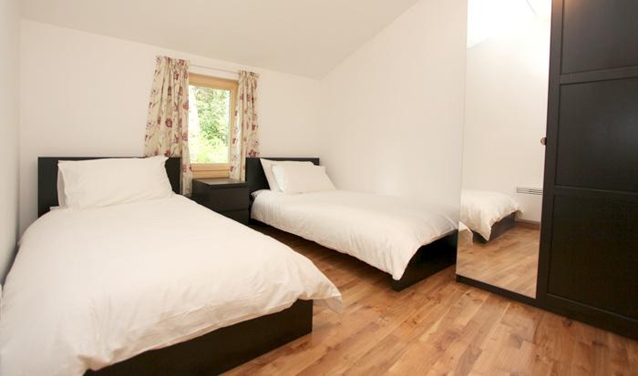 Ballyhoura Forest Luxury Homes Twin