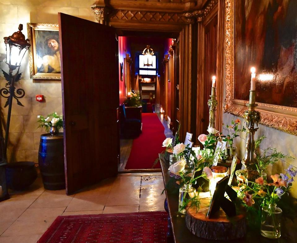 Belleek Castle Hotel Interior