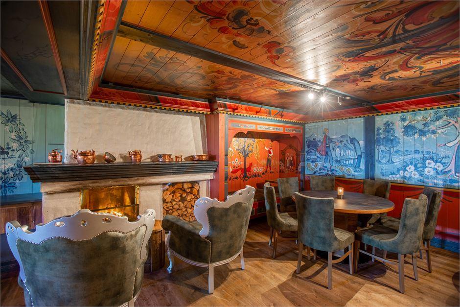 Bergo Hotel Lounge