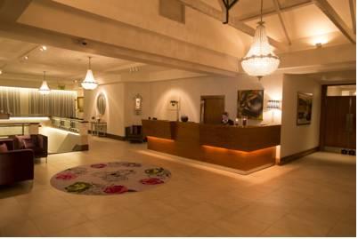 Ferrycarrig Hotel lobby
