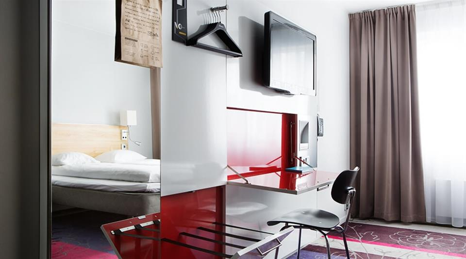 Comfort Hotel Xpress Youngstorget Dubbelrum