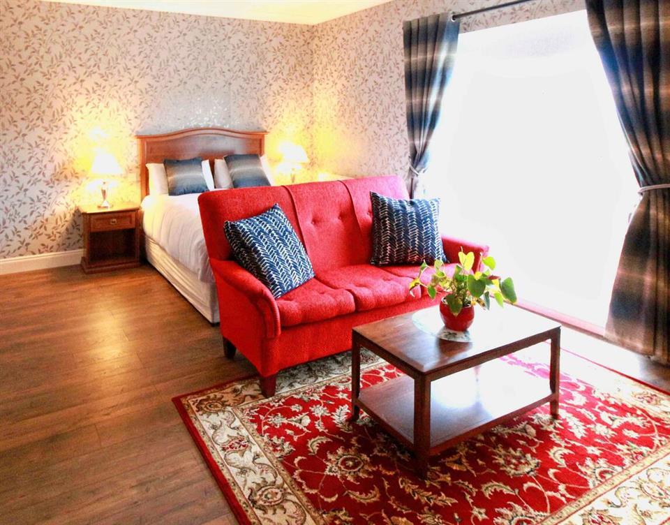 Maol Reidh Hotel Bedroom