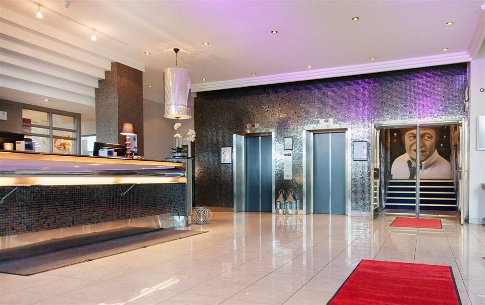 Hotell Klubben Reception
