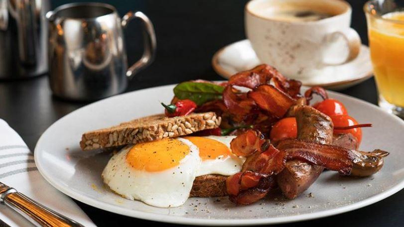 Thon Hotel Polar Frukost