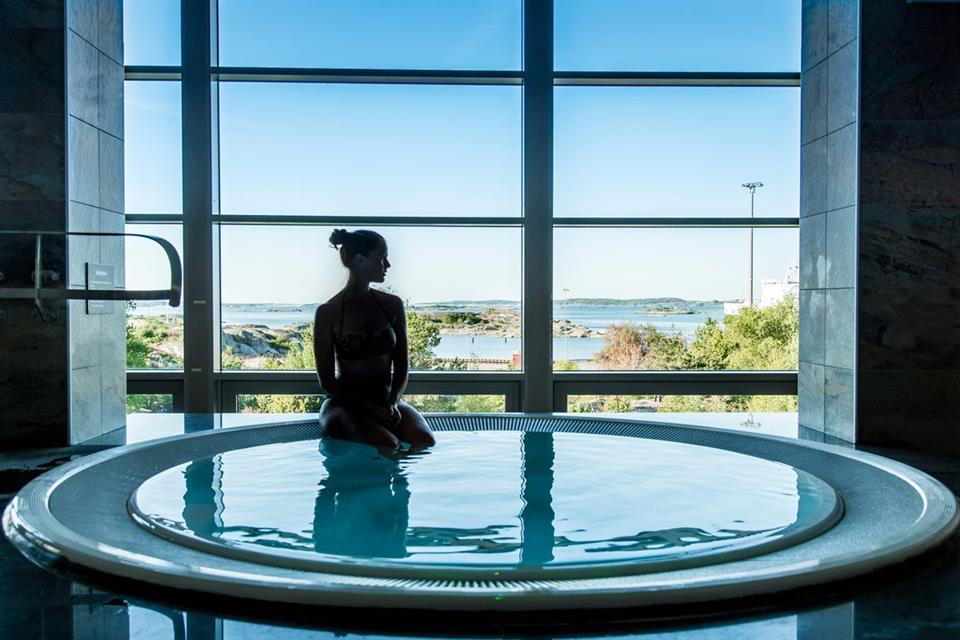 Arken Hotel & Art Garden Spa Jacuzzi