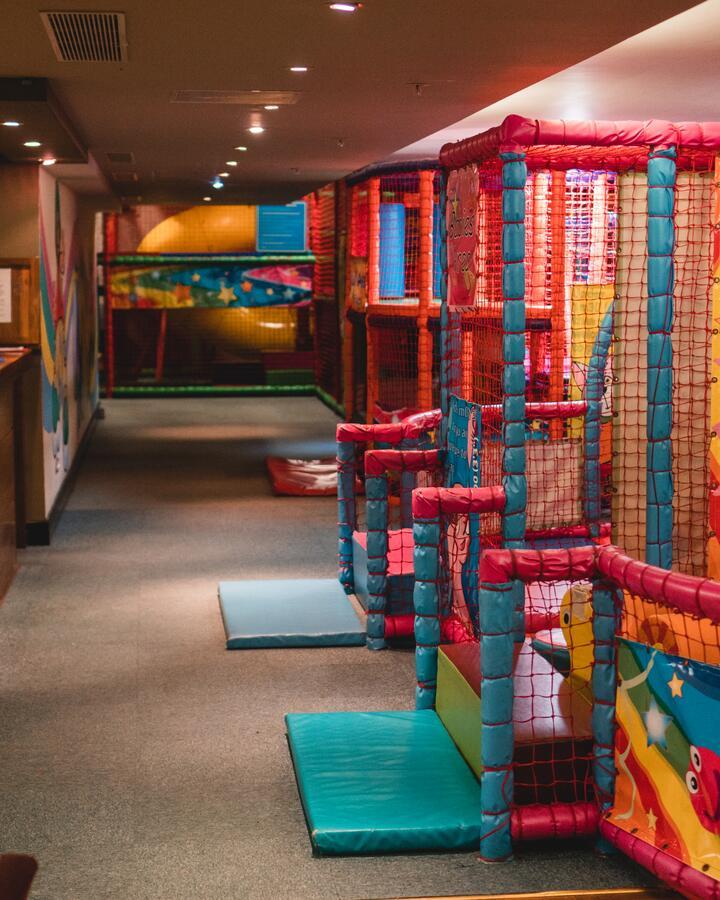 Raheen Woods Hotel kids club