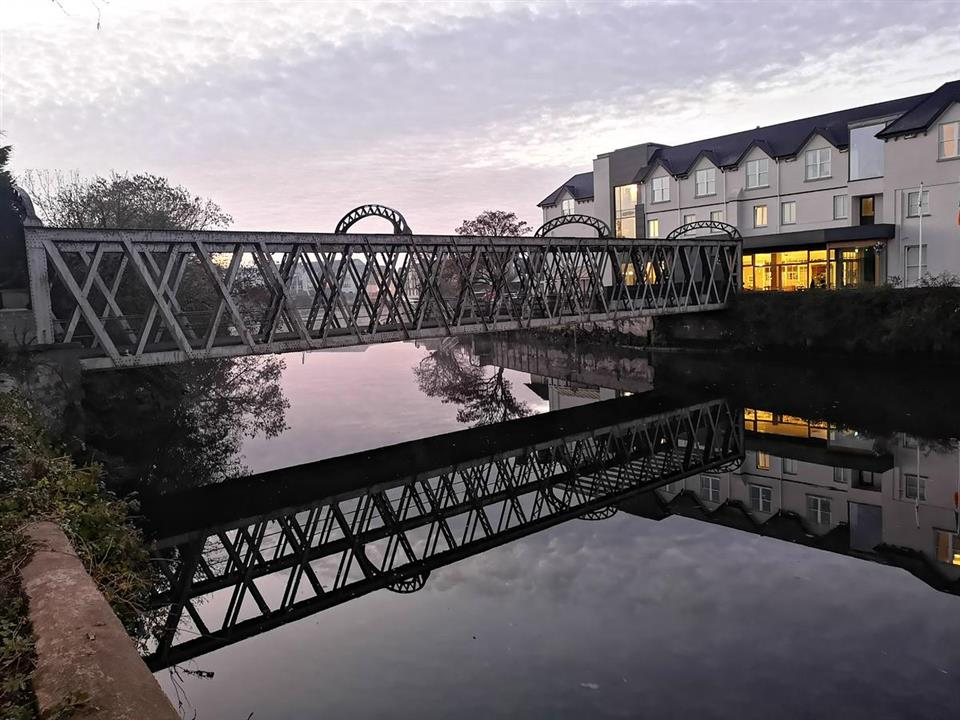West Cork Hotel Railway Bridge