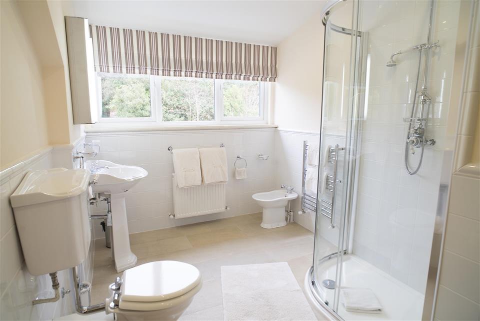 Screebe House Bathroom
