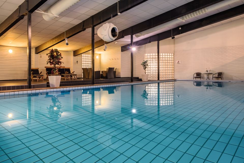 Unike Hankø Hotell & Spa Swimmingpool