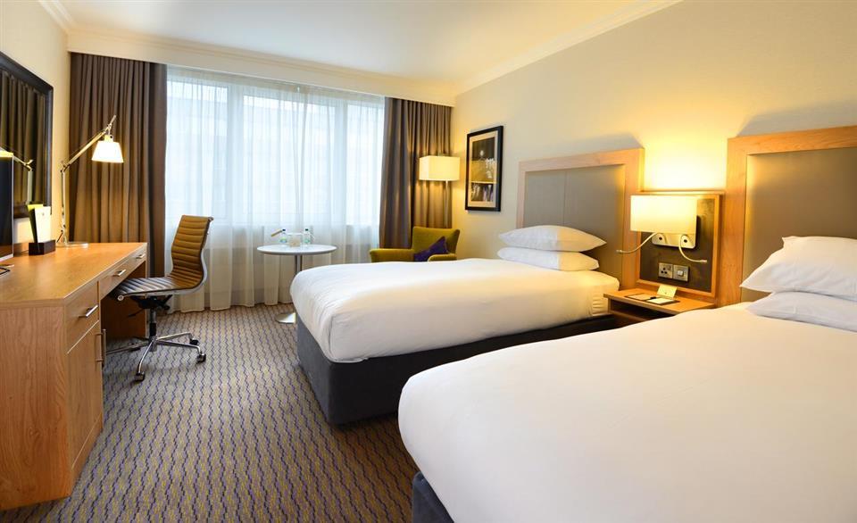 Clayton Hotel Burlington Road Bedroom