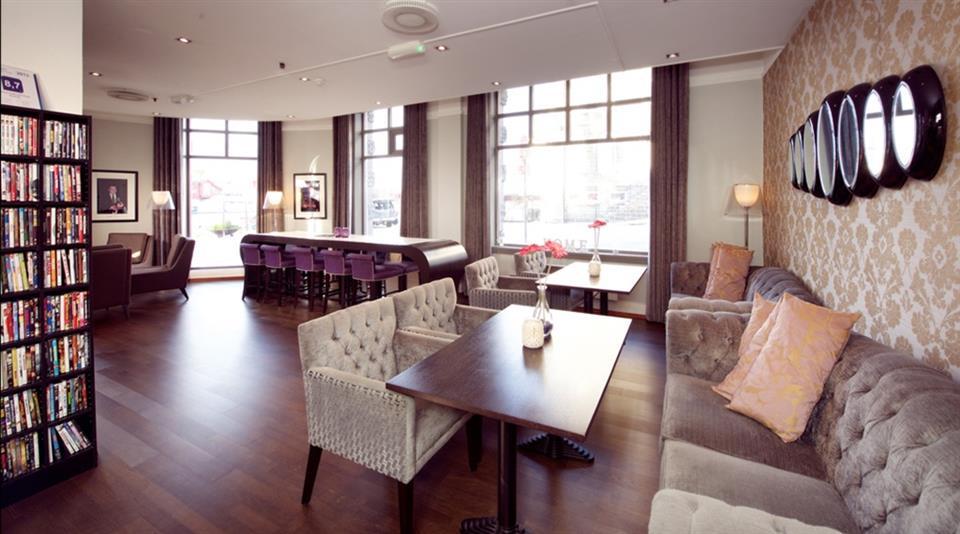 Clarion Collection Hotel Amanda Lobby
