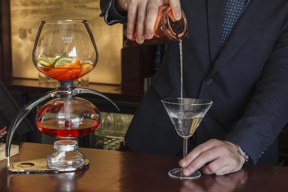 Gweedore Court Hotel Bar
