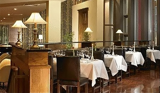 Scotts Hotel Restaurant