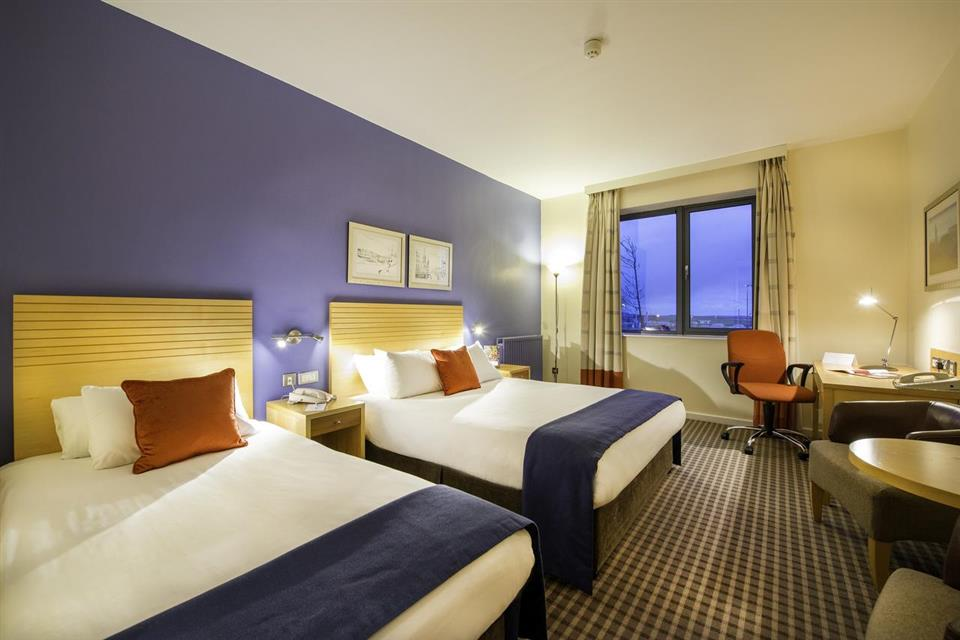 Cork Airport Hotel Bedroom