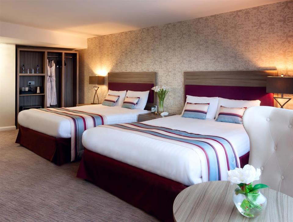 The Shandon Hotel & Spa Bedroom