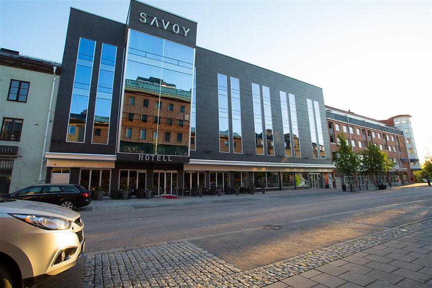 Best Western Plus Hotell Savoy Fasad