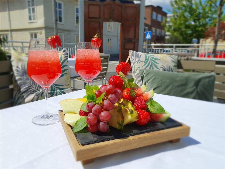 Clarion Collection Hotel Tollboden Frukt