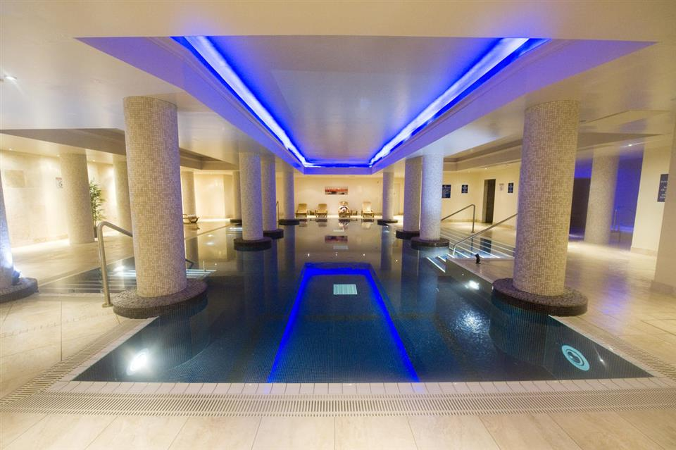 Kilronan Castle Swimming Pool