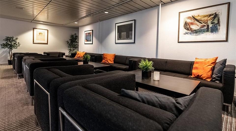 Quality Hotel Panorama (Trondheim) Lounge