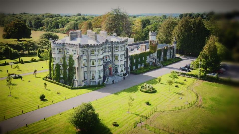 Ballyseede Castle 30 Acres Estate