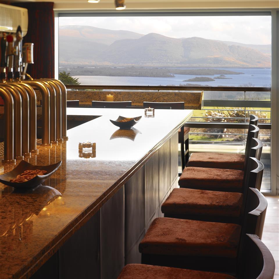 Aghadoe Heights hotel Terrace Bar