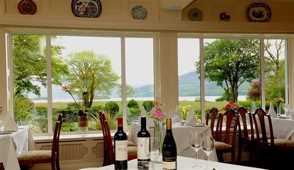 Loch Lein Country House restaurant