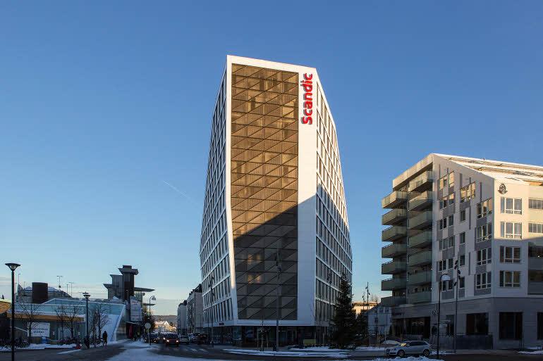 Scandic Lillestrøm Fasad