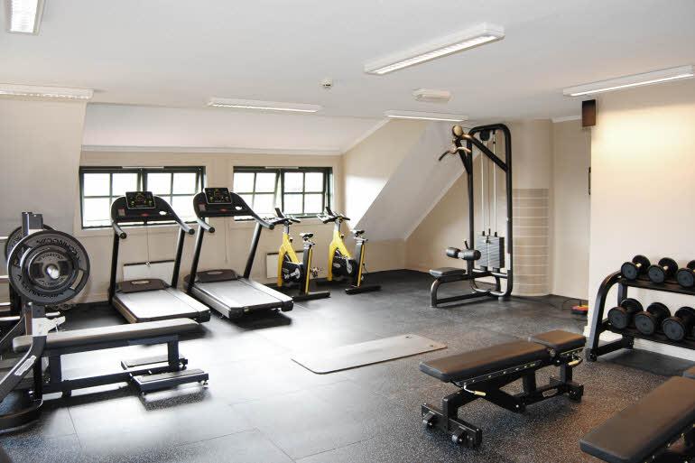 Scandic Sørlandet Gym