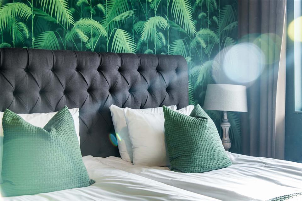 Arken Hotel & Art Garden Spa rum