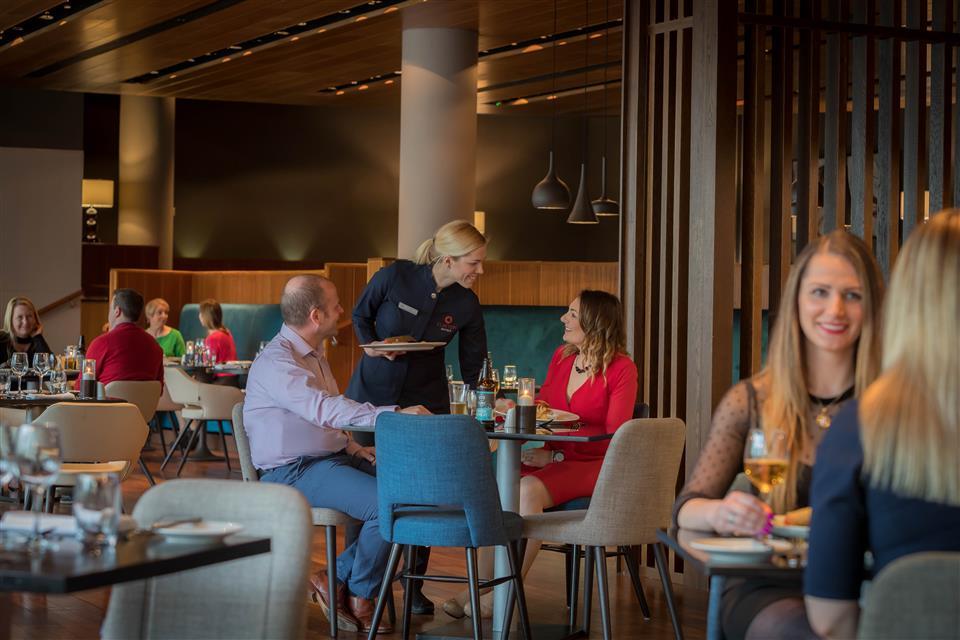 Clayton Whites Hotel Terrace Restaurant