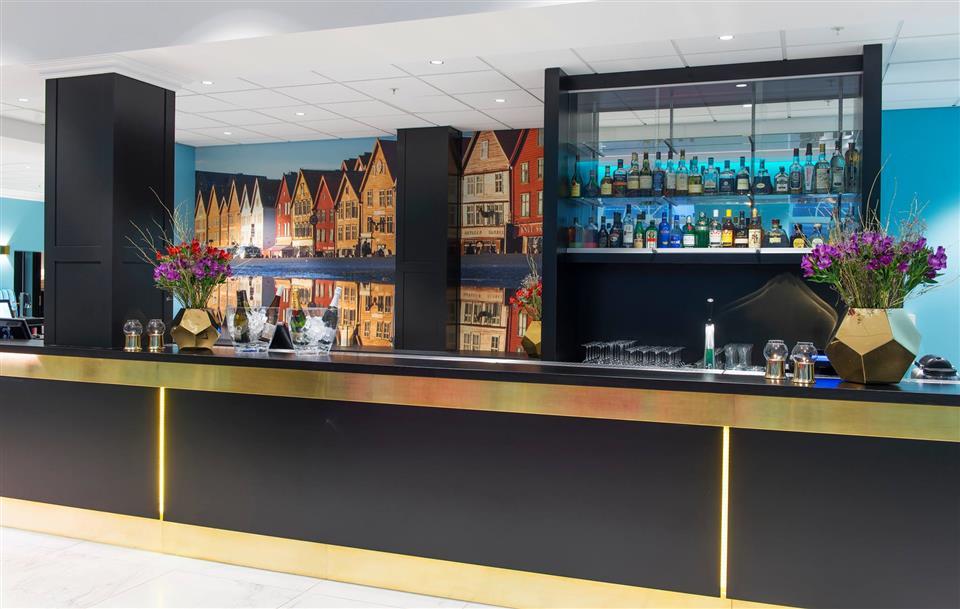 Thon Hotel Rosenkrantz Bergen BAR