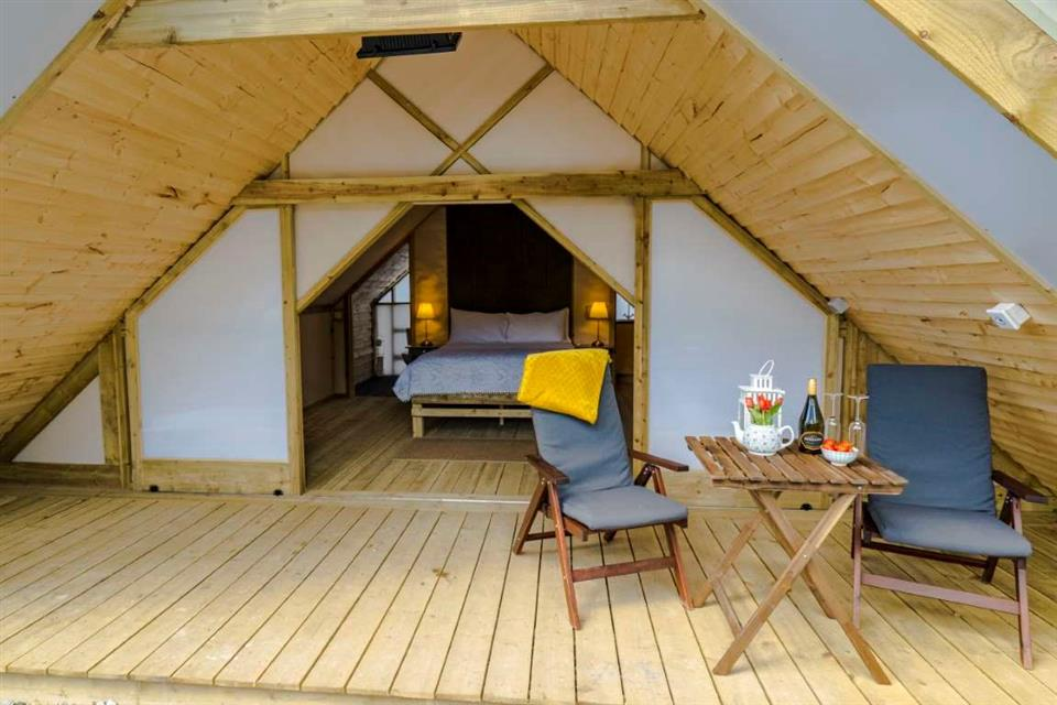 Luxury Lodge at Killarney Glamping