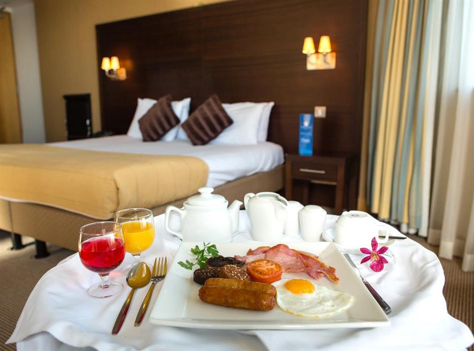 White Sands Hotel Bedroom
