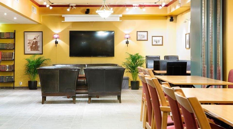 Hotel Ole Tobias Lounge
