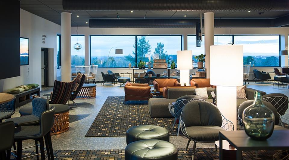 Frösö Park Hotel Lounge