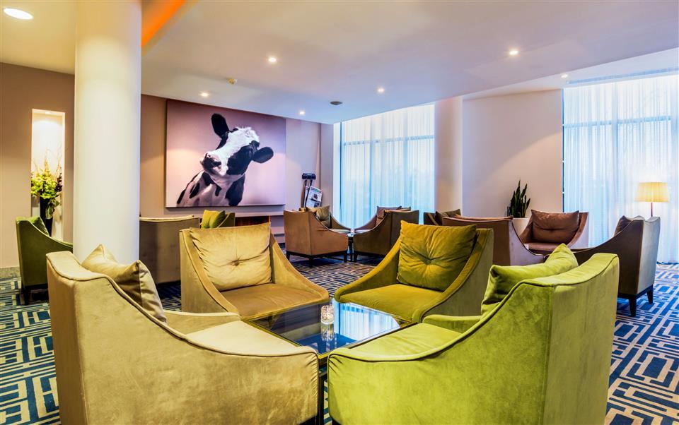 City North Hotel Lounge