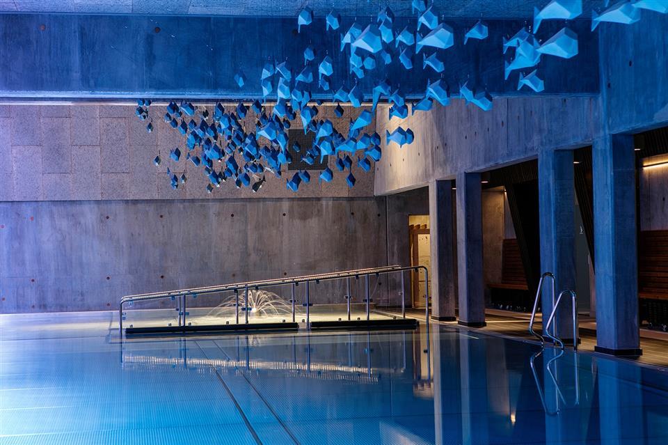 Røros Hotell Pool
