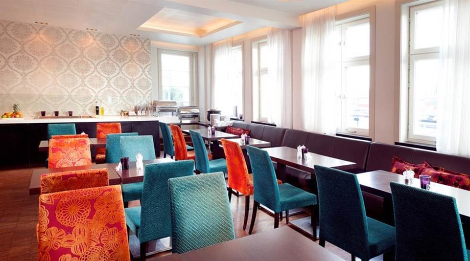 Clarion Collection Hotel Folketeateret Frukostrestaurang