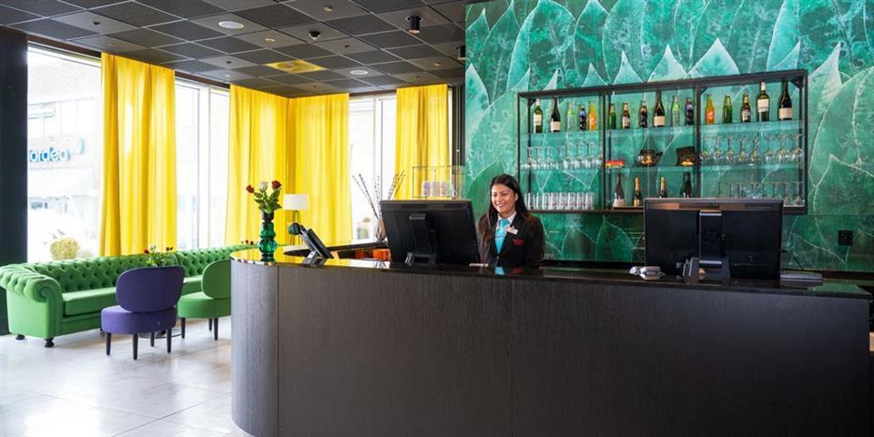 Thon Hotel Alta Reception