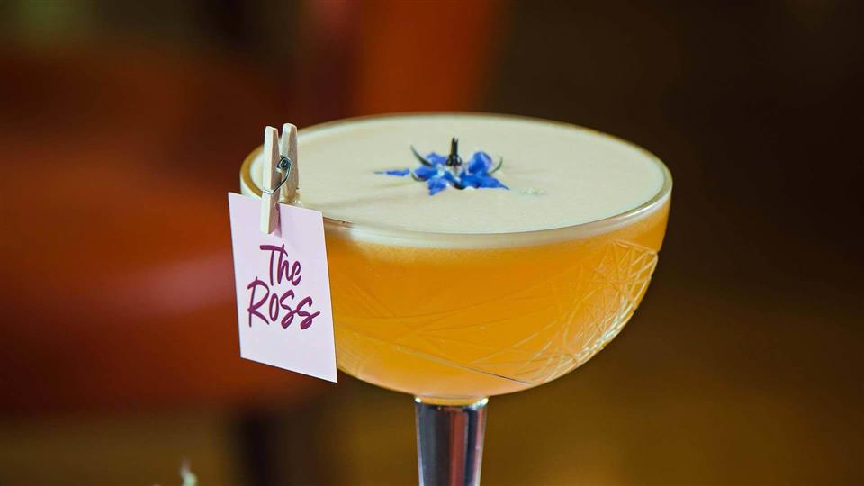 The Ross Hotel Bar