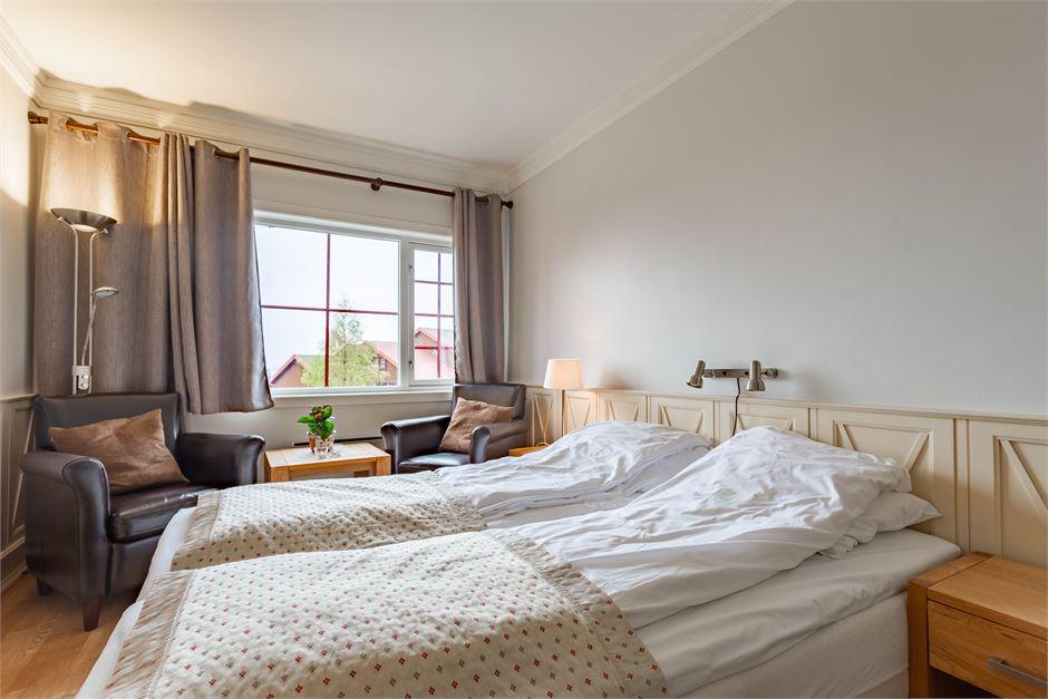 Bergo Hotel Dubbelrum