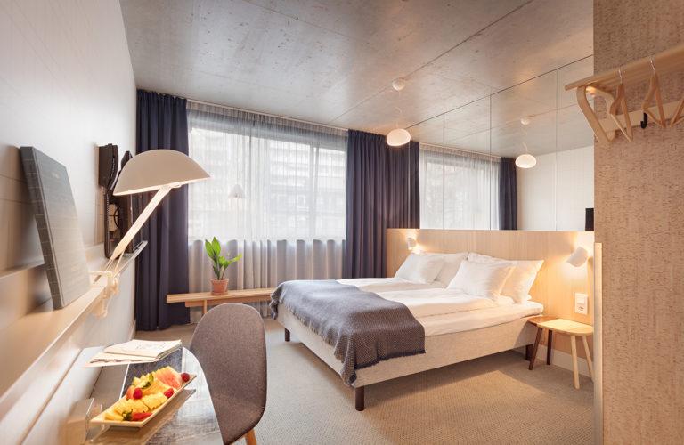 Zander K Standard double room