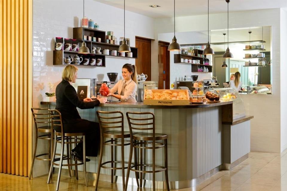 Clayton Hotel Cork City Coffee Dock