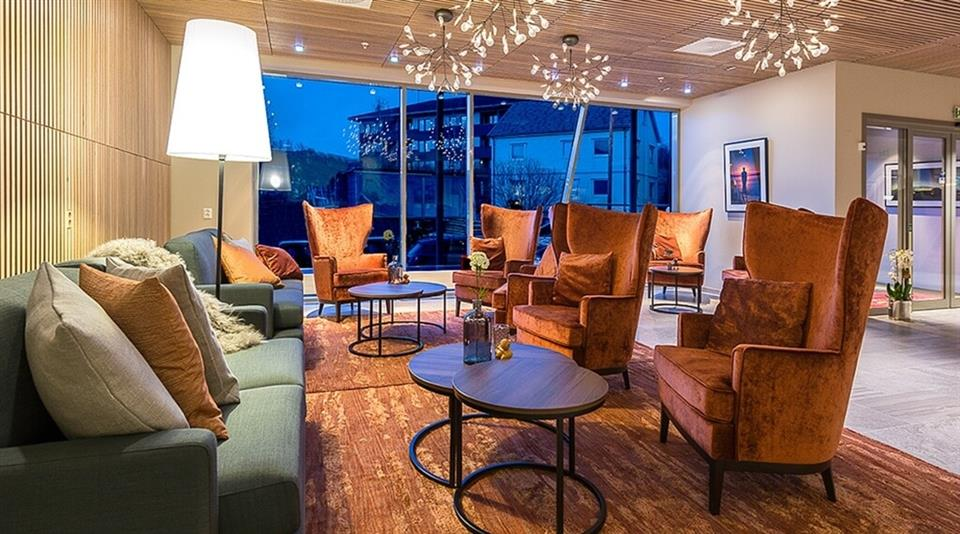 Clarion Collection Hotel Helma Lounge