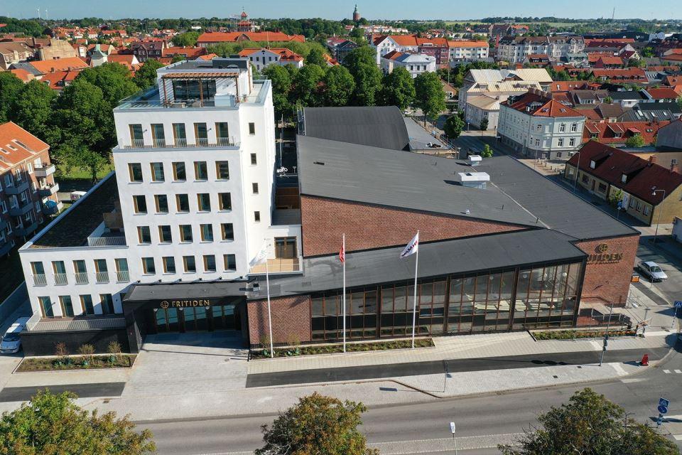 Fritiden Hotell & Kongress Fasad